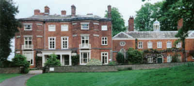 Rode Hall, Cheshire